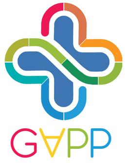 gapp logo vertical